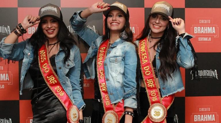Circuito Rodeio 2018 : Ana júlia gomes de jaguariúna é eleita rainha do rodeio gazeta
