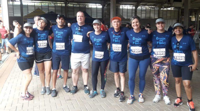 "Alunos do projeto ""Corre Jaguariúna"" participam de primeira corrida oficial"