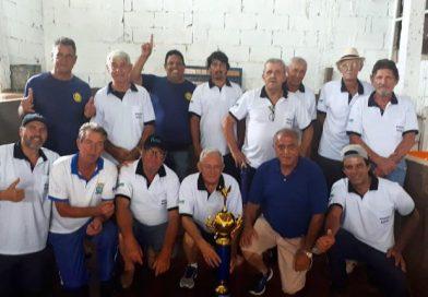 Atletas de Jaguariúna vencem campeonato de bocha em Águas da Prata