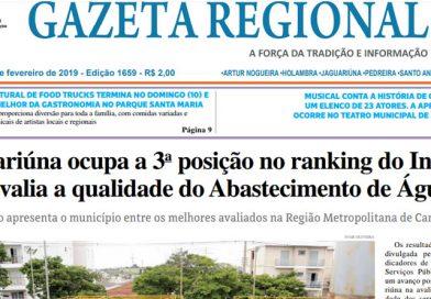 Gazeta Regional Edição 1659