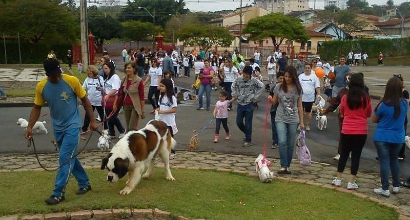 Parque Santa Maria vai sediar o CaminhaCão com atrações gratuitas no domingo (17)