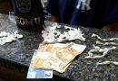 ROMU efetua flagrante e apreende drogas no Jardim Europa