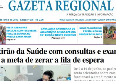 Jornal Gazeta Regional Edição 1676