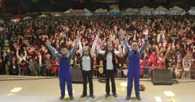 Festa Junina das Escolas de Jaguariúna reúne público de 15 mil pessoas no Parque Santa Maria