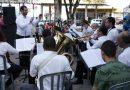 Banda Municipal se apresenta na Praça Umbelina Bueno no próximo sábado (20)