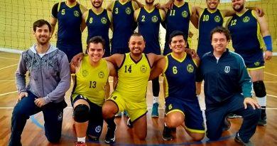 Voleibol conquista vaga para mais duas finais e é vice-campeão no mirim masculino