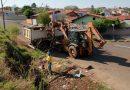Secretaria de Obras de Jaguariúna divulga regras para descarte de entulhos e manutenção de terrenos