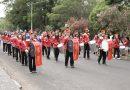 Jaguariúna celebra Proclamação da República com desfile de fanfarra