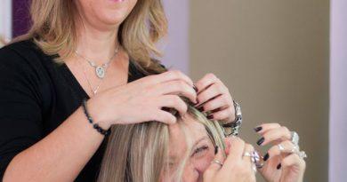 Após reviravolta na vida pessoal, cabeleireira a muda vida profissional