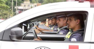 Governo de SP entrega 1.820 viaturas para reforçar a frota da Polícia Militar