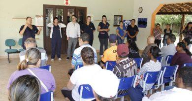 Secretaria de Saúde realiza campanhas 'Janeiro Branco' e 'Janeiro Roxo'