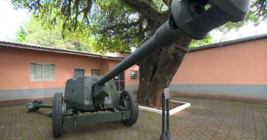Com canhão da 2ª Guerra Mundial e peças do século 19, museu militar é inaugurado em Campinas