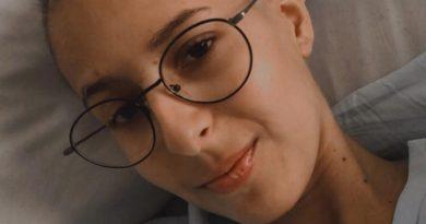 Jovem com leucemia tem rede de apoio nas redes sociais