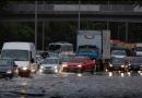 Chove em SP 50% do esperado para todo o mês
