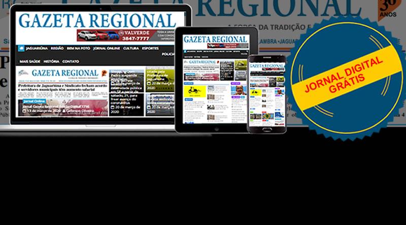 Jornal Gazeta Regional Edição 1718